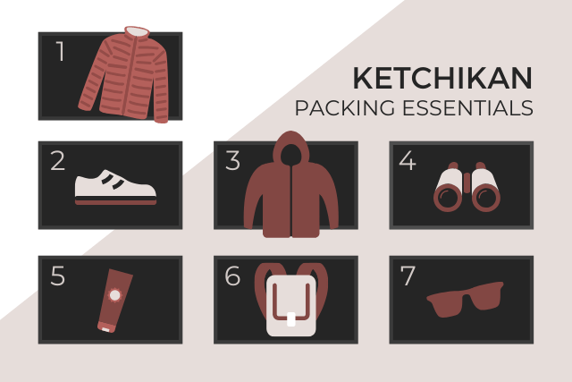 Packing Essentials Infographic