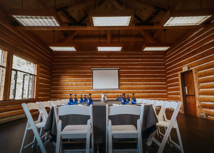 Salmon Falls Discovery Room for meetings and events