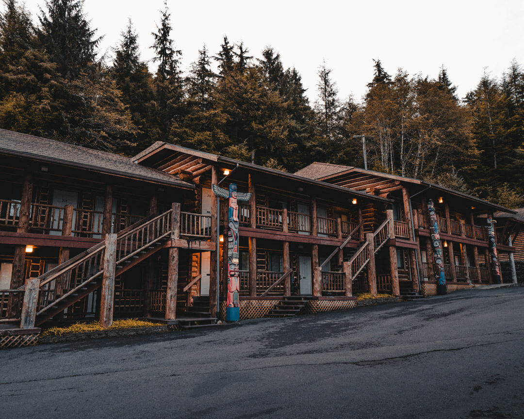 Salmon Falls Resort Ketchikan Alaska