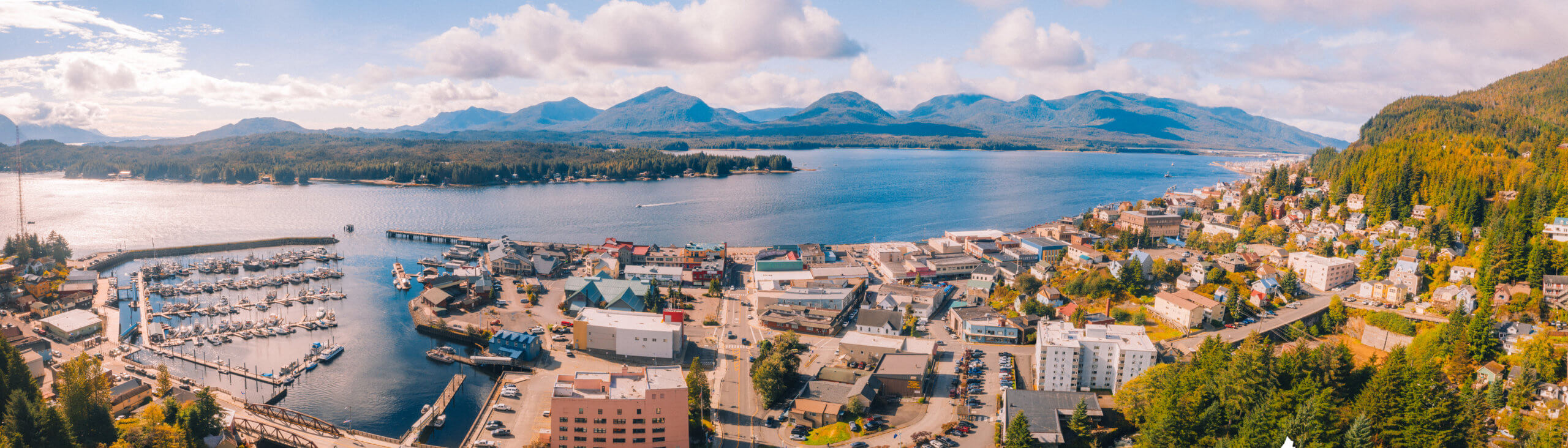 Ketchikan Panorama