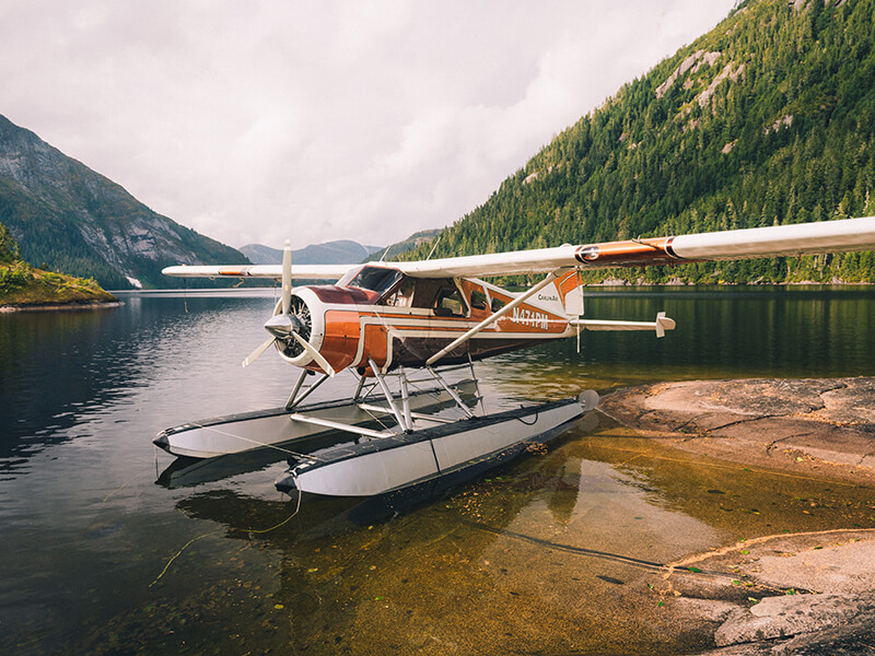 Float Plane Adventure to Misty Fjords